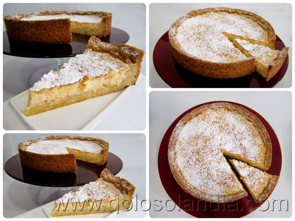 Tarta de queso de cabra y lim n f cil receta paso a paso Cocinar queso de cabra