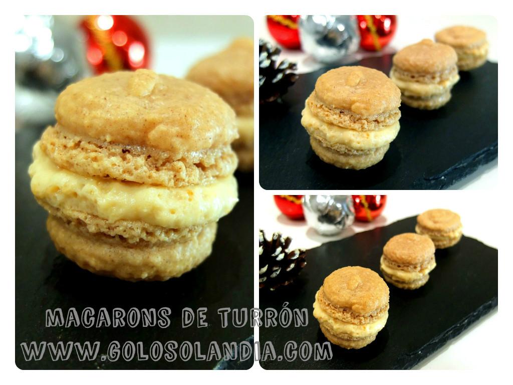 macarons-de-turron-receta