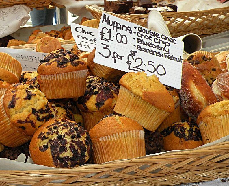 magdalenas , muffins o cupcakes