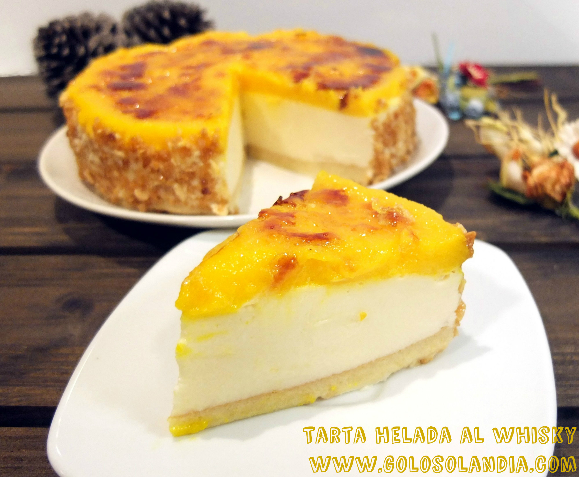 Image Result For Receta Tarta Al Whisky Helada