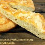 Torta de pan dulce, o torta dulce de León
