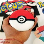 Galletas pokemon, pokeballs