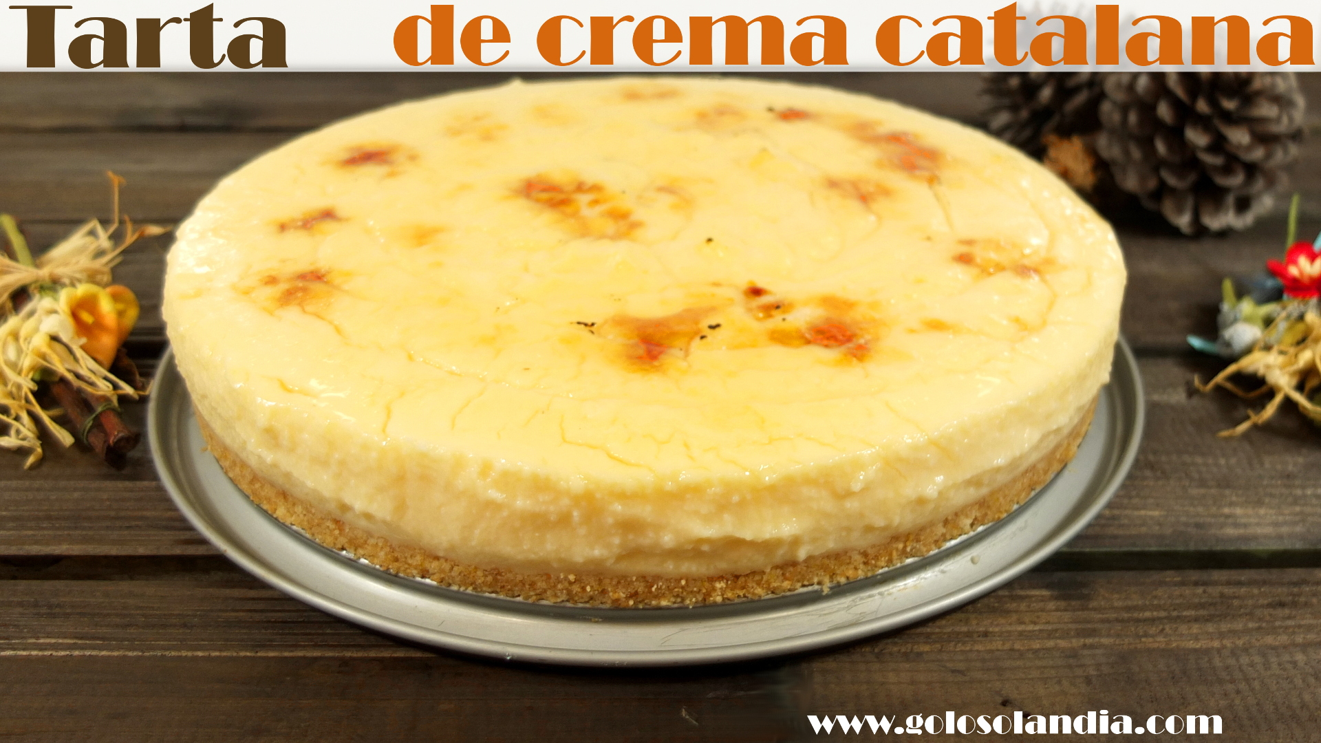 tarta de crema Compilacion