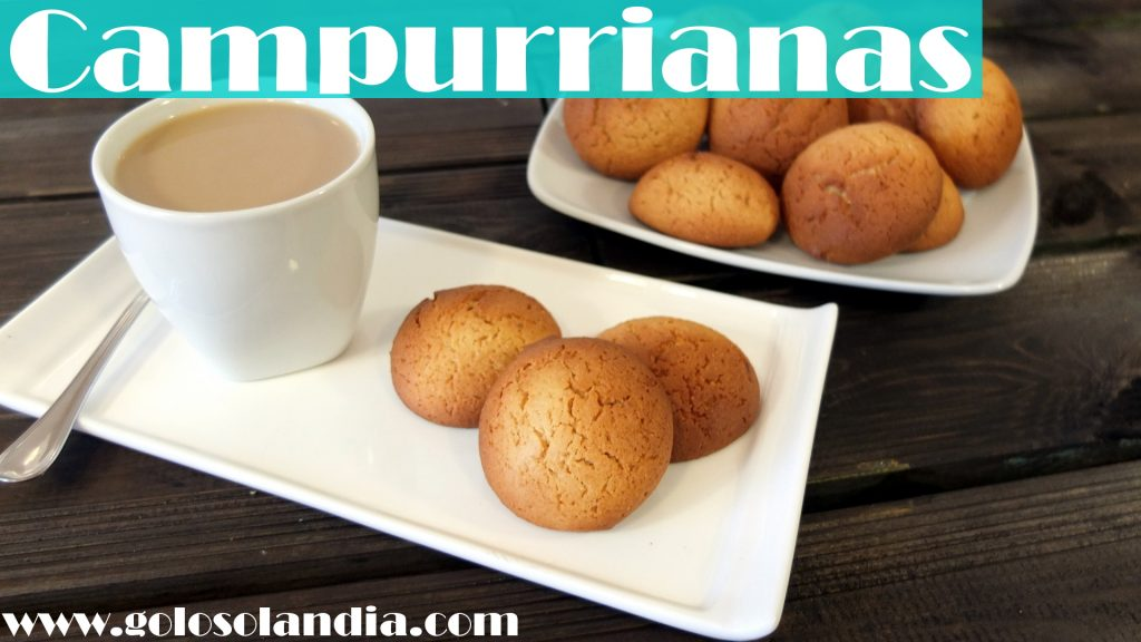 Galletas campurrianas caseras