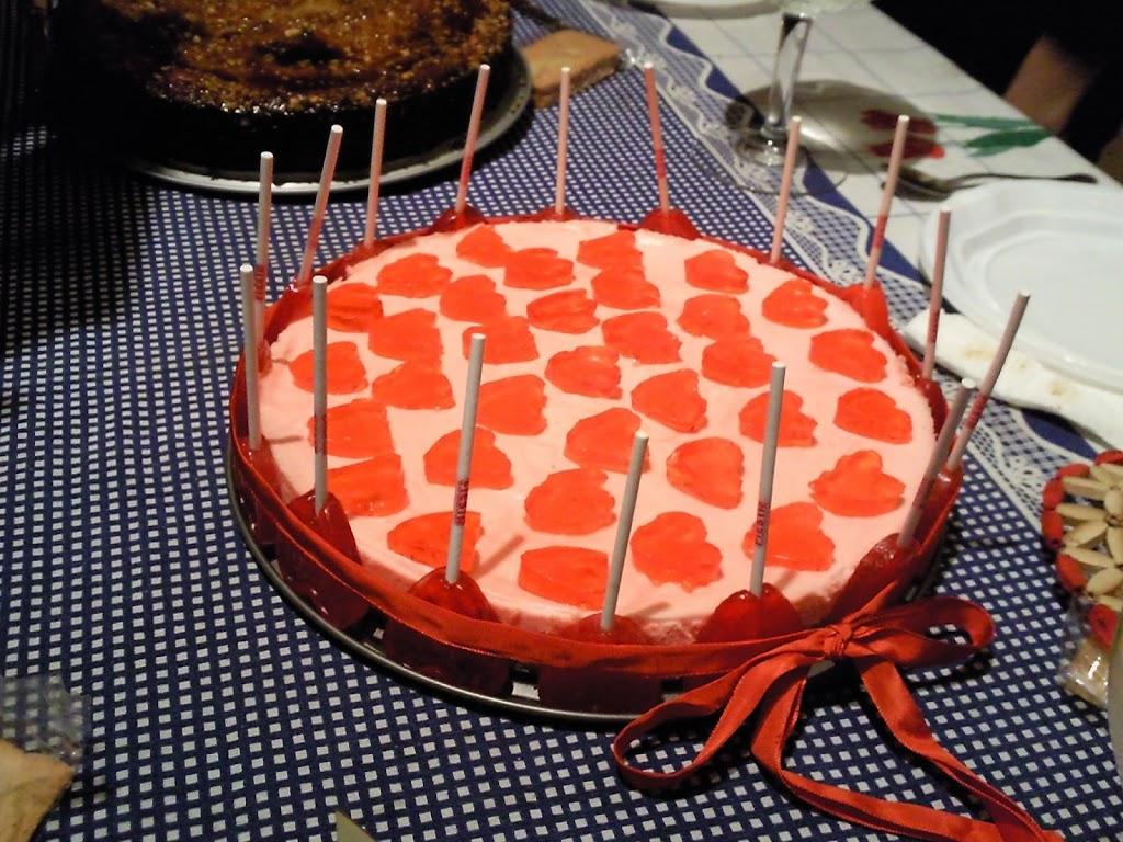 Tarta de Piruletas , receta casera
