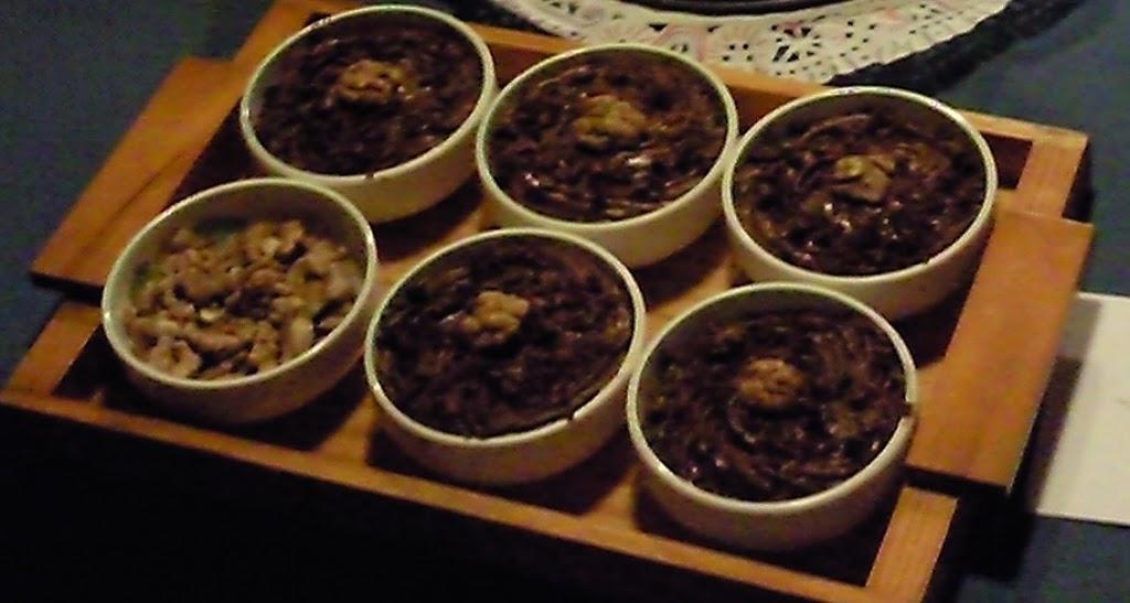 Mousse de chocolate , receta casera