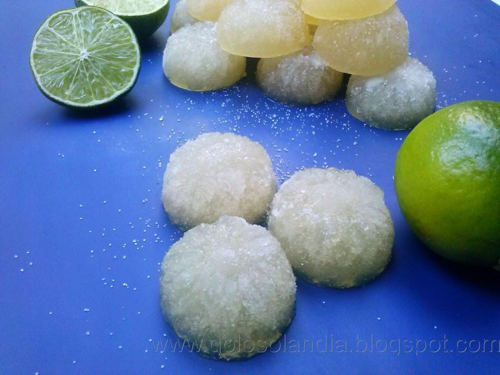 Gominolas de margarita receta casera paso a paso for Preparacion de margaritas