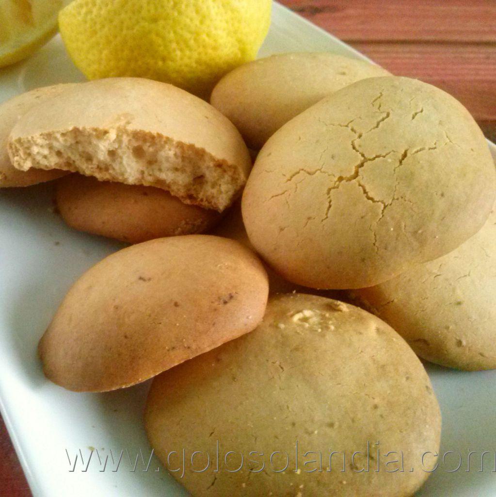 Receta de galletas caseras y faciles