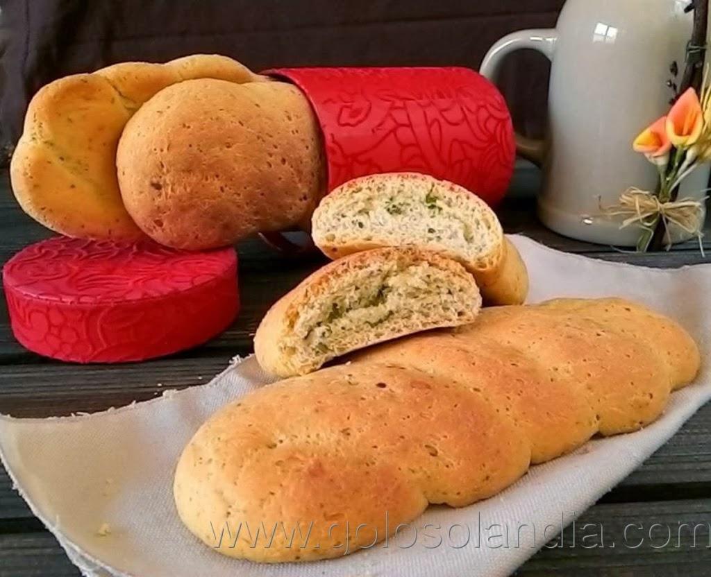 Pan de ajo, receta casera