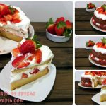Shortcake o tarta de fresas