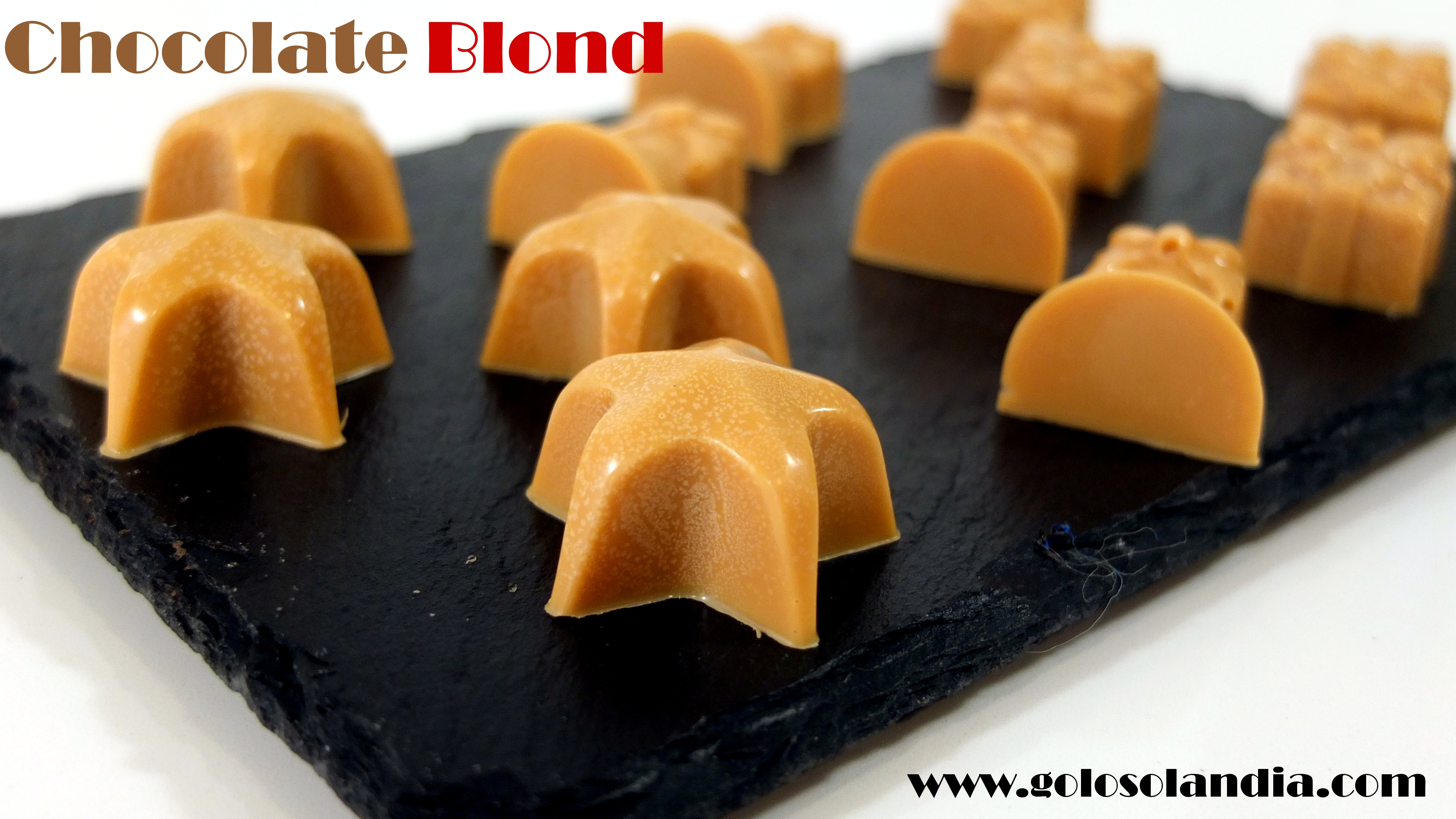 Chocolate blond