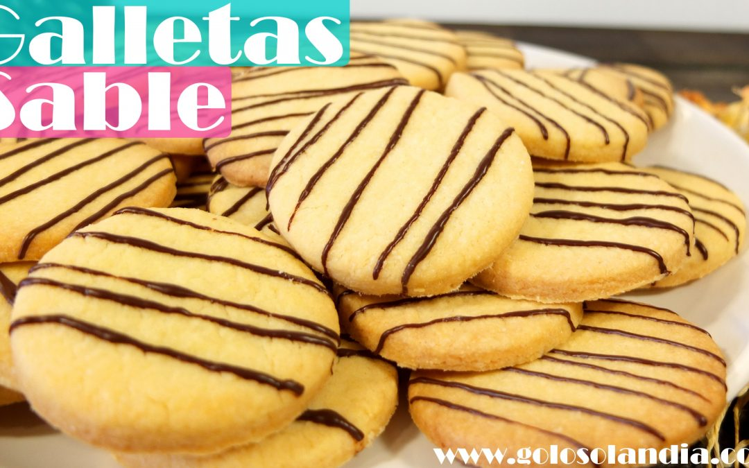 Galletas sable