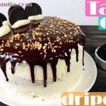 Tarta Oreo Dripcake