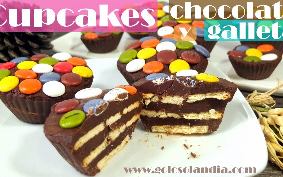 Cupcakes sin horno