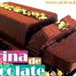 Terrina de chocolate o trufa