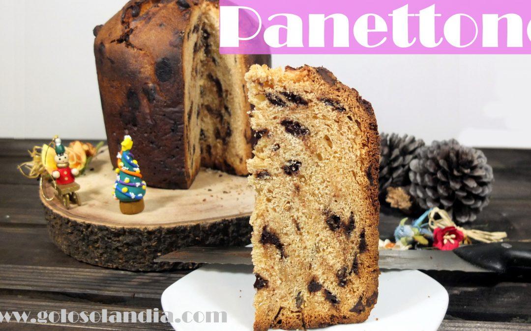 Panettone,o panetón casero