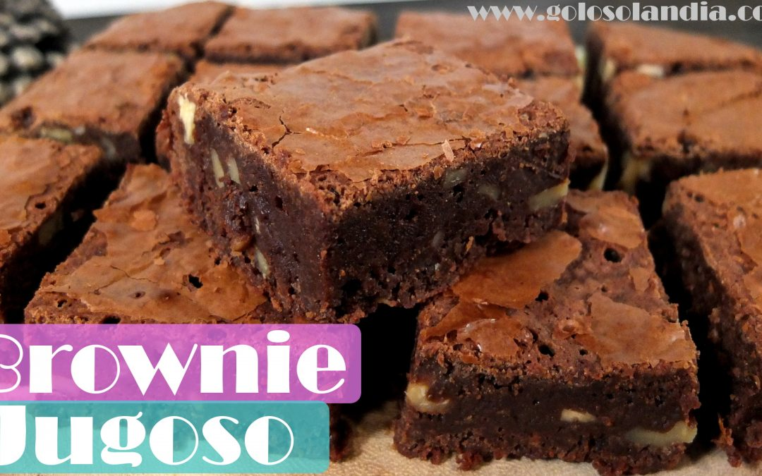 Brownie jugoso