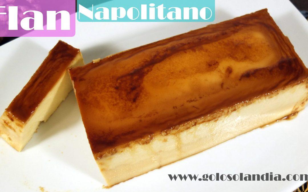 Flan Napolitano