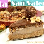 Tarta San Valentín de Nutella