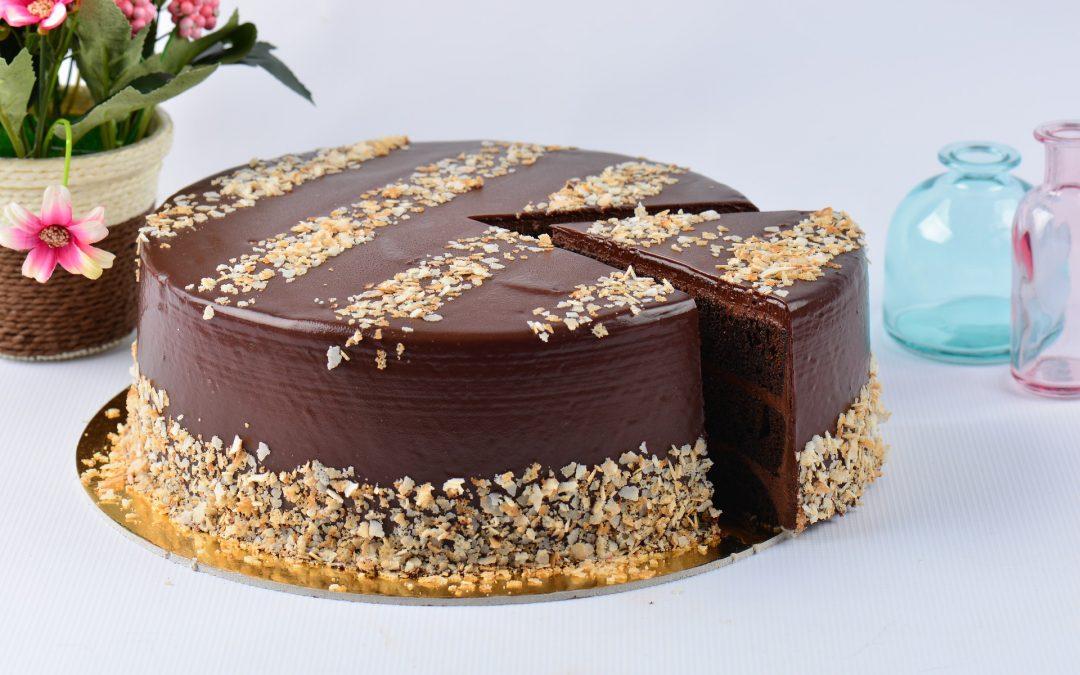 Cómo preparar una tarta de chocolate en casa