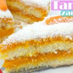 TARTA de ZANAHORIA, SIN HORNO!! (con coco) Receta fácil.