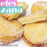 PASTELES de MANZANA con PAN DE MOLDE y SIN HORNO 🍎🍪🥧 receta fácil