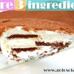 POSTRE con solo 2 INGREDIENTES extremamente delicioso 🍰🥧¡en 10 MINUTOS de trabajo!🍰🥧
