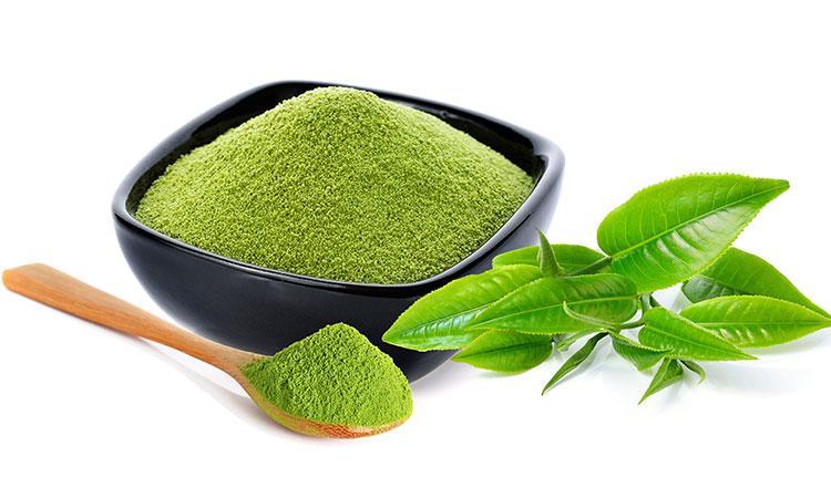 Deliciosas ideas para usar el té verde en tus postres