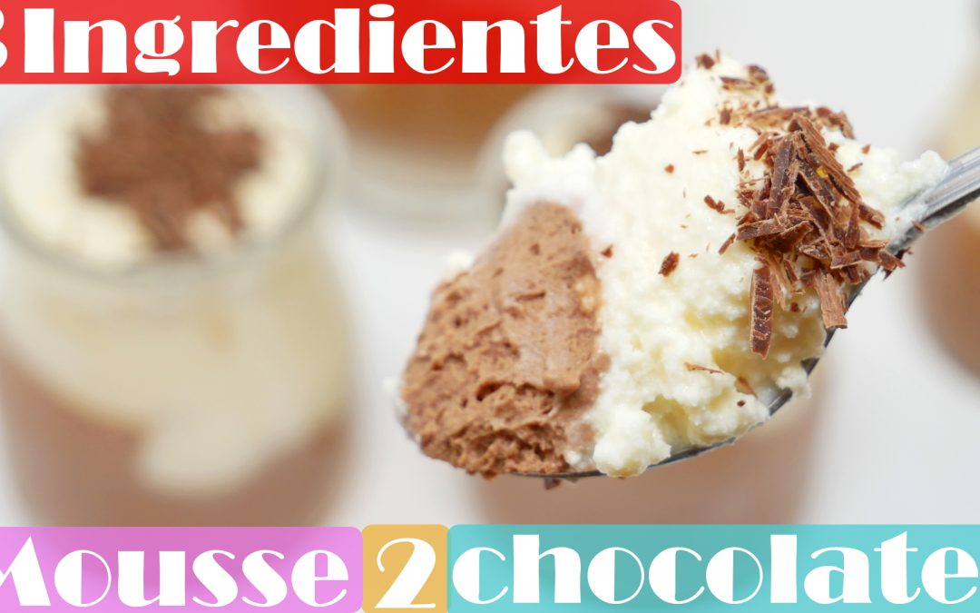 Mousse dos chocolates