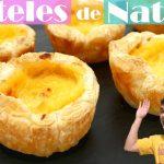 PASTELES de NATA 🍪🥛 (Pasteis de Belem) CREMOSOS y CRUJIENTES🍪🥛