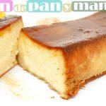PUDIN o BUDIN de PAN y MANZANA 🍰🍏🍞| DELICIOSO y FÁCIL | 🍞🍮🍏