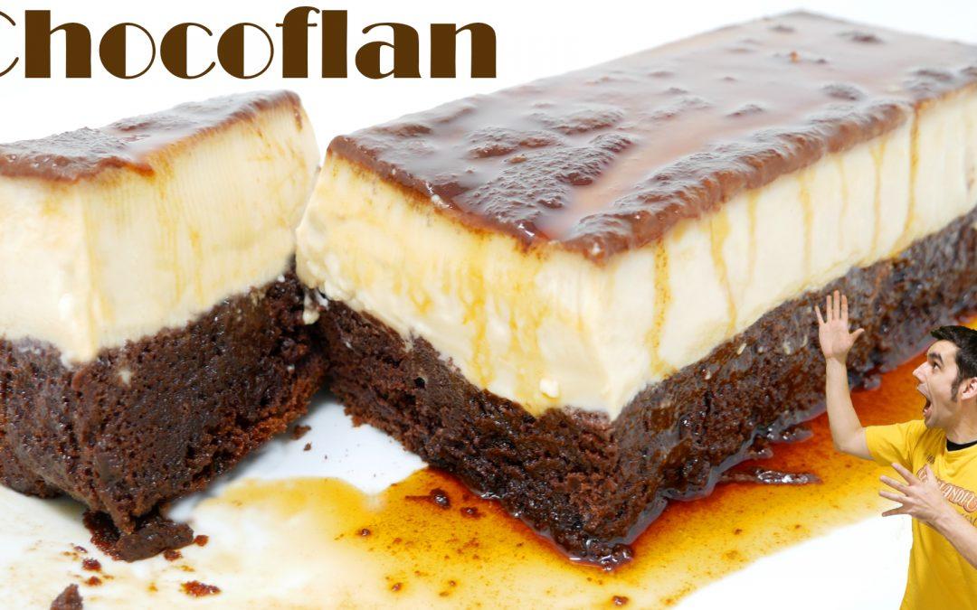 Chocoflan