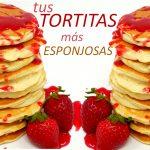 tus TORTITAS más ESPONJOSAS 🥞😍🥞(súper RICAS, GORDITAS y JUGOSAS)🥞😍🥞