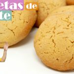 GALLETAS SIN MANTEQUILLA 🍪😍🍪 (galletas de ACEITE TIERNAS y DELICIOSAS)