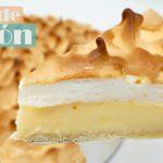 PIE de LIMÓN o LIMA 🍋😍🥧 | PASTEL de CREMA de LIMÓN y MERENGUE TOSTADO | Lemon Pie FÁCIL 🍋😍🥧