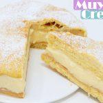 Pastel que se derrite en la boca fácil y barato | tarta de crema | Postre KARPATKA Polaca