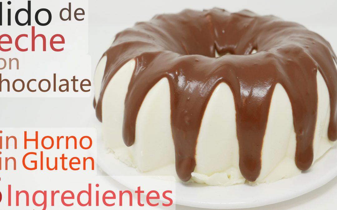 NIDO de LECHE con CHOCOLATE