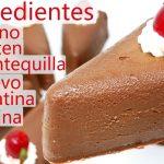 PASTEL de CHOCOLATE 3 INGREDIENTES | SIN HORNO |😍🍫🎂 SIN GLUTEN | SIN HUEVO SIN HARINA SIN GELATINA