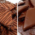 MUSTACCIOLI galletas de CHOCOLATE 🍪🍫😍 (RECETA FÁCIL y DELICIOSA)