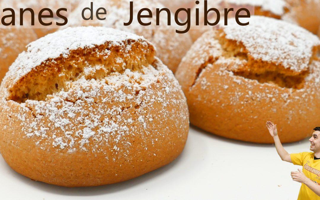 Panes de jengibre