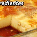 EL POSTRE MAS RICO Y FÁCIL en MINUTOS ( SOLO 3 INGREDIENTES)😋🍮😍, recetas deliciosas elaboradas por Pelayo Fernández.