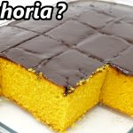 TORTA de ZANAHORIA con COBERTURA de CHOCOLATE 😍🍞😋| Muy JUGOSO FÁCIL y DELICIOSO. Trabajo: 10 MINUTOS