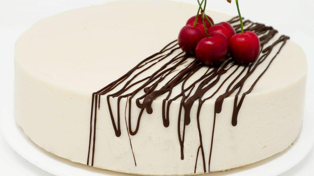 Pastel SIN HORNO, SIN AZÚCAR, SIN GLUTEN, SIN MANTEQUILLA ni ACEITE 😍🍰😋(Postre delicioso y rápido)