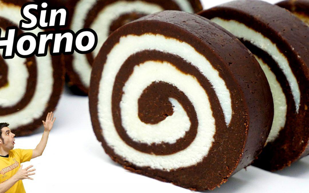 Pastel de chocolate Easy Roll