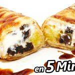 POSTRE FÁCIL y DELICIOSO, SIN HORNO y en 5 MINUTOS!!! 😍🍰😱, tu CAPRICHO o ANTOJO🥧😱 Receta # 728